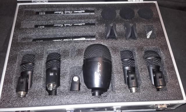 Ser de microfonos PRODIPE DM8