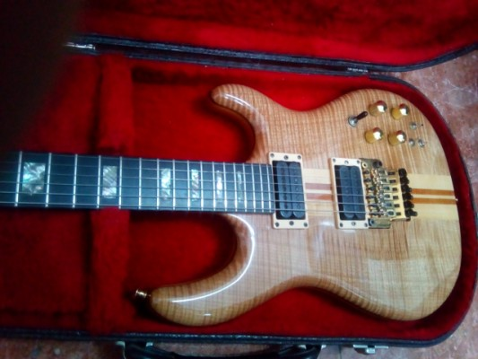 CAMBIO Carvin DC 400 made in usa