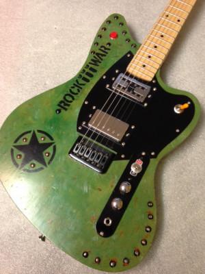 guitarra jaguar  telemaster ,NO CAMBIOS