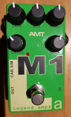 Pedal preamp AMT M1 JCM800,casi nuevo,