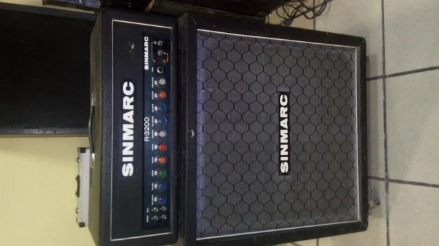 Amplificador sinmarc R -2300