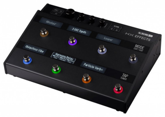 Line 6 Helix Effects