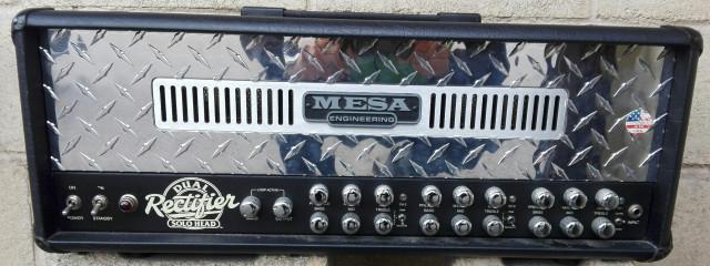 Vendo Mesa Boogie Dual Rectifier