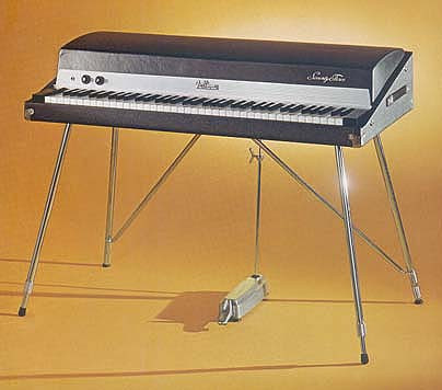 Piano Fender Rhodes o Wurlitzer