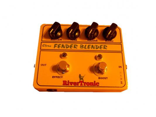 Pedal guitarra eléctrica Fender Blender