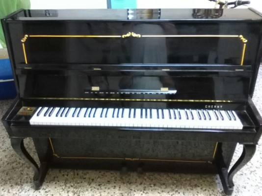 SE VENDE PIANO de pared CHERNY