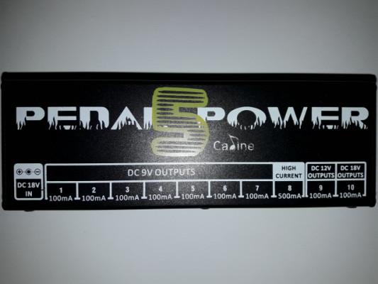 Cambio Caline Power Supply 5 por Chorus