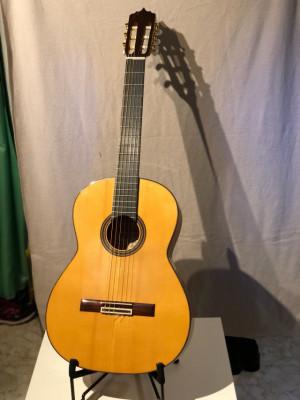 Guitarra flamenca Vicente Carrillo. Modelo: La cañada/Tomatito
