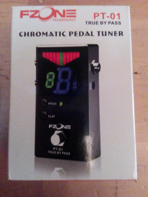 pedal afinador