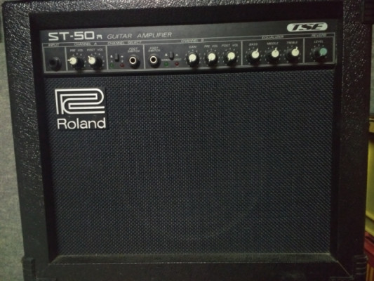 Amplificador guitarra Roland ST-50R
