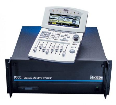 Lexicon 960 L - sistema de efectos digitales