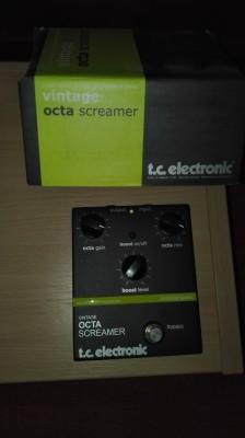TC Vintage Octa Screamer
