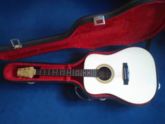 Guitarra acústica Takamine EFs5S - 25th Anniversary (1987)