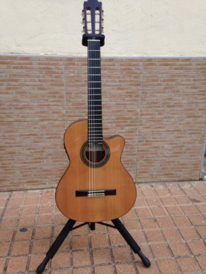 Guitarra CLÁSICA PACO CASTILLO 234 TE