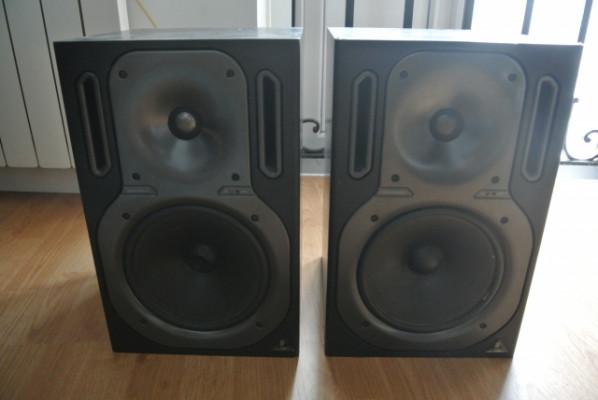 Monitores (pareja) BEHRINGER B2031A