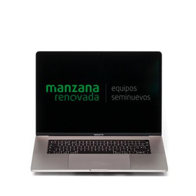 MacBook Pro RETINA 15″ Touch Bar Core i7 2,9Ghz 16Gb SSD 1TB. DG 4GB