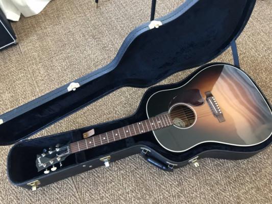Acústica Gibson j45 standard vs 2016