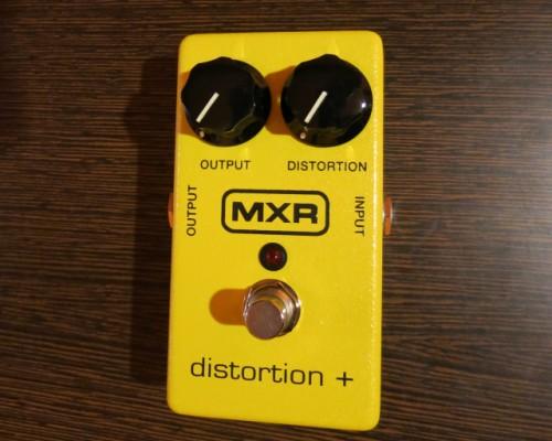 Pedal distorsion Dunlop MXR M104. LIQUIDACION TIENDA