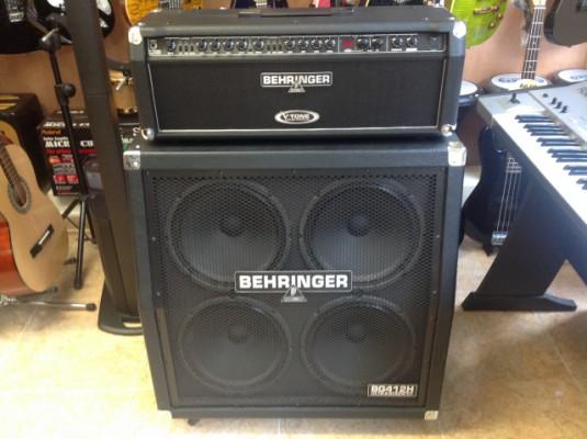 Amplificador BEHRINGER V-TONE + Pantalla ULTRASTACK nuevos