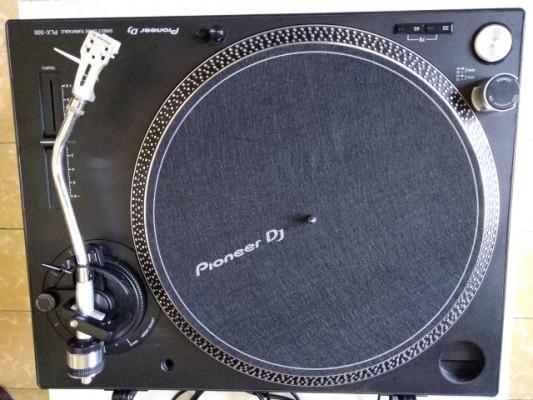 Pioneer plx 500  Impecable