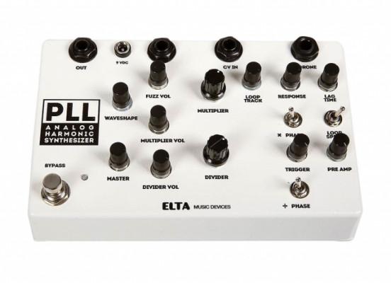 Elta Music PLL Analog Harmonic Synthesizer