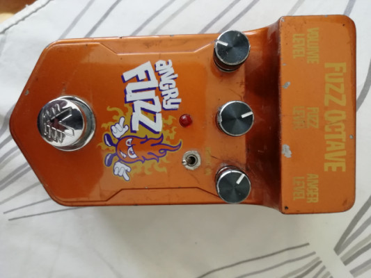 Angry Fuzz Octave de Visual Soud