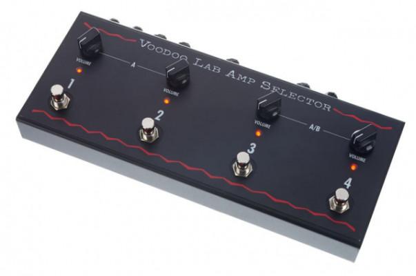 Voodoo Labs Amp Selector