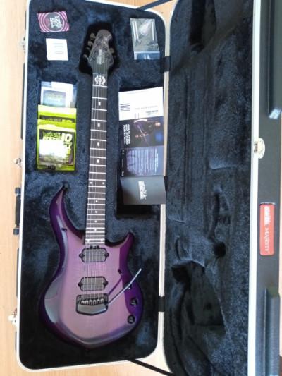 Music Man JP Majesty Monarchy Purple