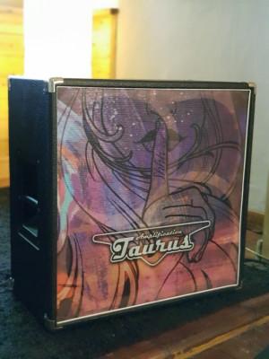 "PANTALLA TAURUS 2X12"" V30 (REJILLA PERSONALIZABLE)"
