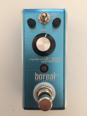 Boreal lef-601b ( Rowin)