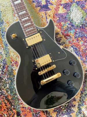 Tokai ALC60 Les Paul Custom Black ebony 2020