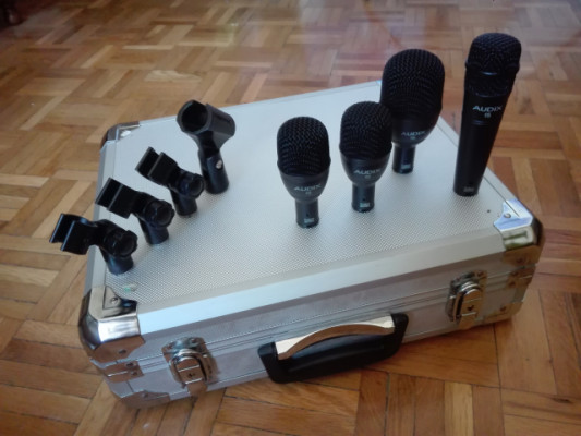 Audix Fusion FP-4 Drumset