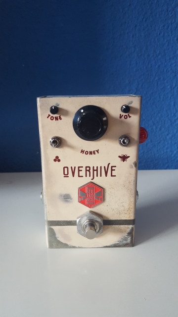 Overdrive Beetronics Overhive