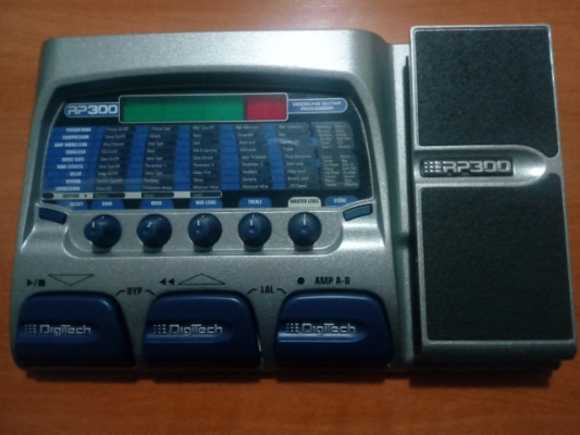PEDALERA DIGITECH RP300