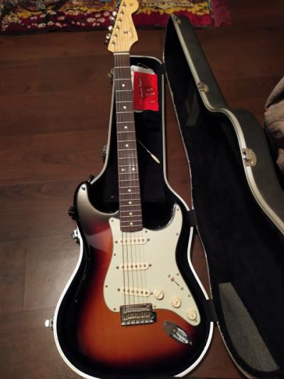 Vendo Fender Classic Player '60s Stratocaster