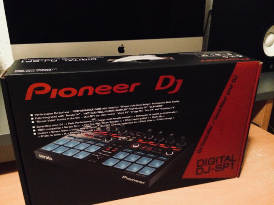 Pioneer DDJ SP1