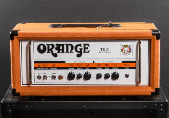 orange th30 head a estrenar