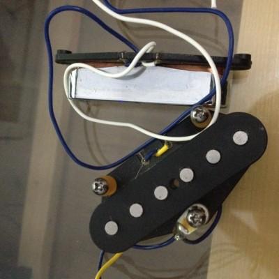 Vendo/Cambio pastillas Fender Telecaster