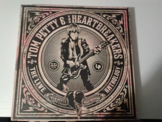 Tom Petty & The Heartbreakers – The Live Anthology..Oigo Ofertas