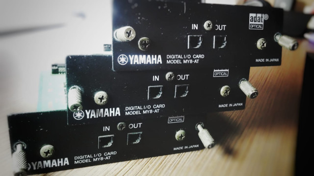 Tarjeta de expansión adat Yamaha MY8-AT