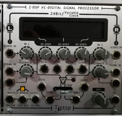 TIP TOP AUDIO Z-DSP SIGNAL PROCESSOR