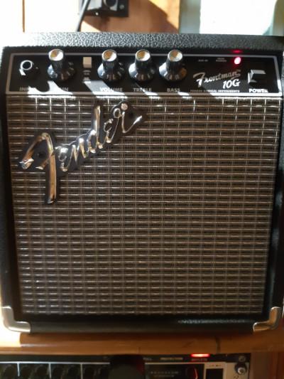 Ampli Fender Frontman 10G - Seminuevo,porte incluido