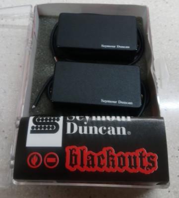 Cambio seymour Duncan blackouts por 2 V30
