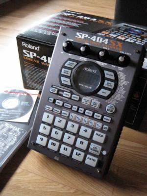 Sampler Roland SP 404 SX (REBAJA ESTA SEMANA)