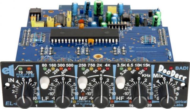 Empirical Labs DocDerr serie 500 (horizontal)
