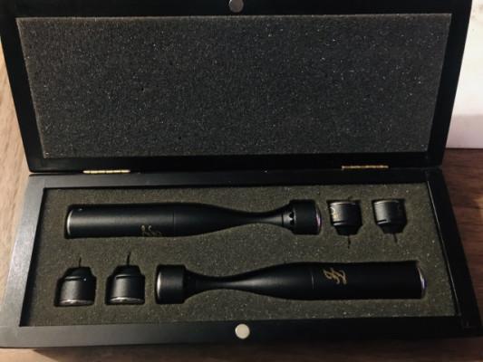 JZ Microphones 201/3s Matched Pair