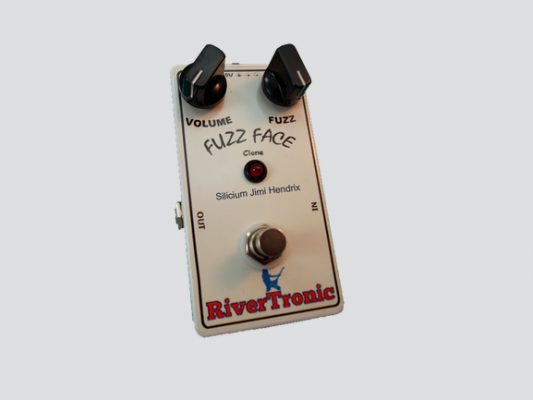 Fuzz Face Silicium Jimi Hendrix Clone
