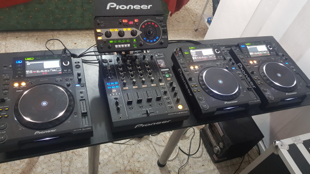Vendo 3 cdj 2000 pioneer