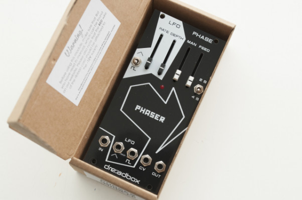 Módulo eurorack Dreadbox Phaser