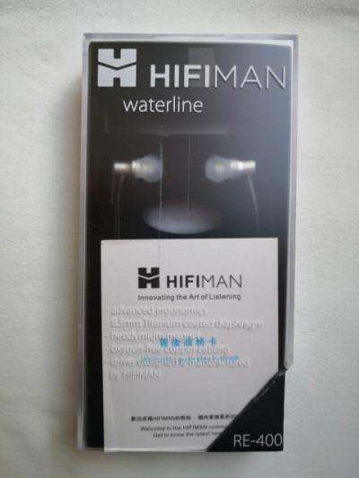HIFIMAN RE-400 Waterline  Estreno